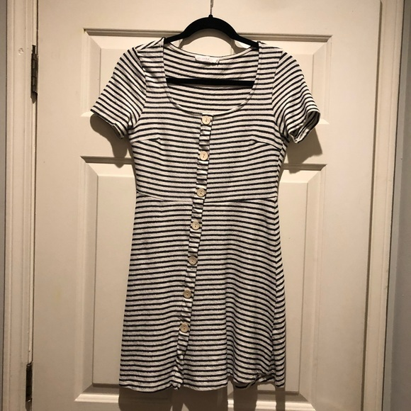 Lush Dresses & Skirts - Lush Striped sundress